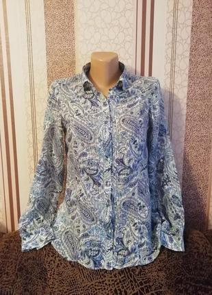 Рубашка massimo dutti оригинал