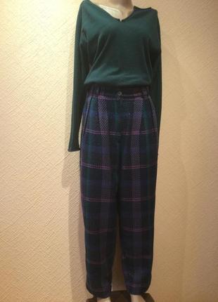 Стильные клетчатые брюки от winchester.