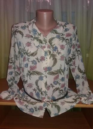Блузка next цвета пудры.