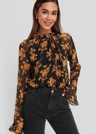 Новая блуза кофточка na-kd