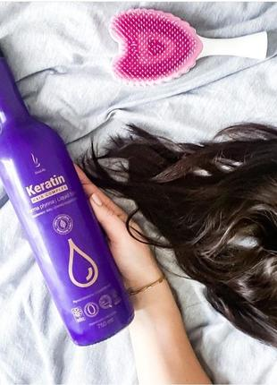 Keratin hair complex - sos средство от выпадения волос