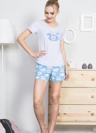 Летняя женская пижама
