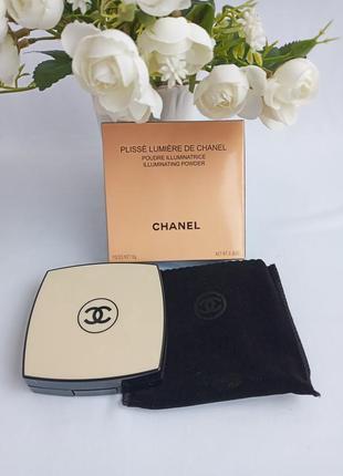 Chanel хайлайтер бронзатор румяна