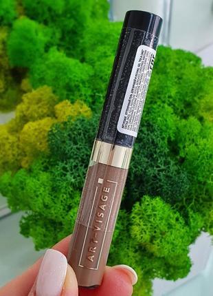 Гель для бровей art visage коричневый