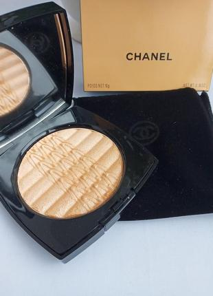 Chanel румяна хайлайтер бронзатор для лица контуринг