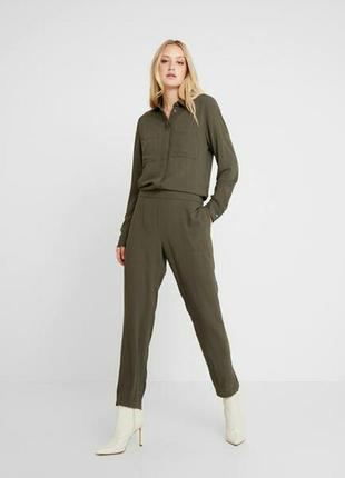 Стильный комбинезон штаны брюки хакки marc o polo