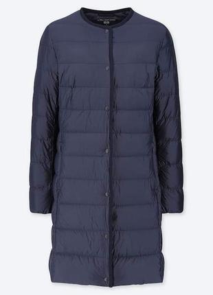 Ультралегкое пальто uniglo