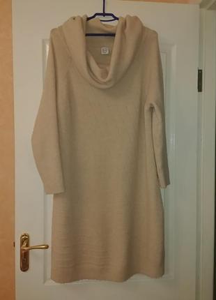 Шикарное платье на большую девочку 54 -56 -58