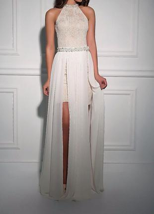 самые красивые коктейльные платья 2017