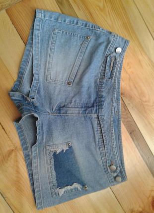 Шорти джинсові на пляж