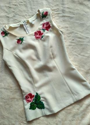 Вишиванка блуза