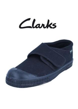 Кеды в школу clarks