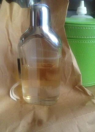 Парфюмированная вода burberry the beat (tester)