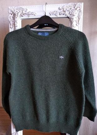 Шерстяной свитер easy