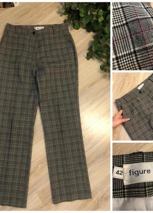 Натуральная шерсть теплые прямые длинные брюки штаны