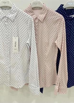 Рубашка блуза италия размер с