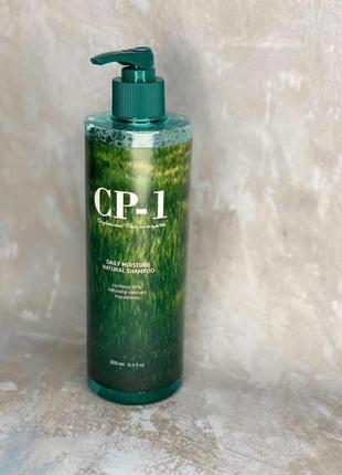 Шампунь esthetic house cp-1 daily moisture shampoo