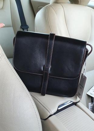Жіноча сумка із еко-шкіри