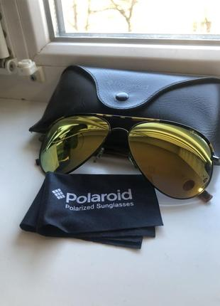 Очки oкуляри polaroid