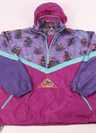 Винтажная куртка-дождевик jeantex