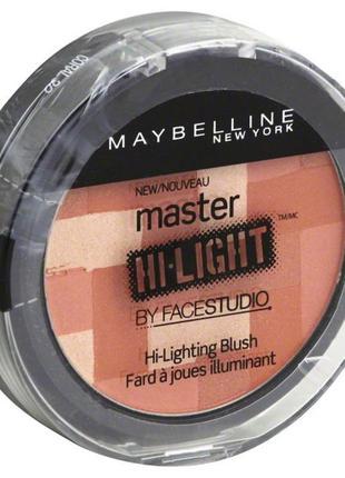 Бронзатор или хайлайтер maybelline master hi light highlighting bronzer or blush. новый!