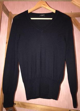 Пуловер із меріноса