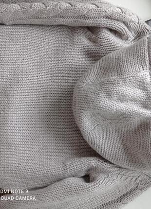 Тёплый свитер на мальчика4 фото