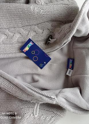 Тёплый свитер на мальчика3 фото