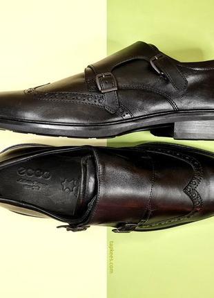 Классические туфли ecco оригинал