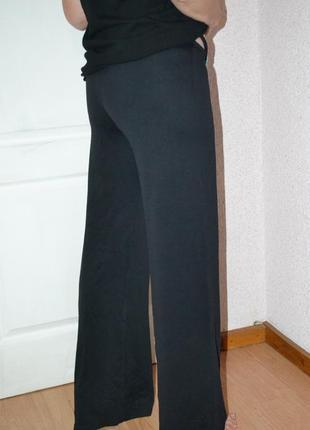 Широкие штаны с камнями morgan