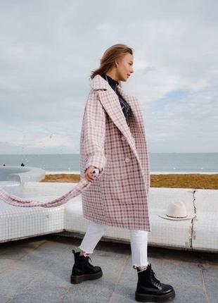 Демисезонное пальто люкс качества