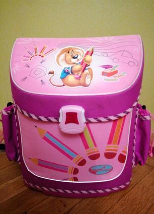 Ранец herlitz рюкзак портфель
