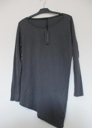 Женский стильный реглан французского бренда sisley , м, сток из европы
