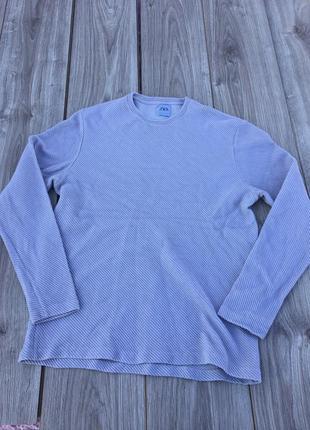 Стильный актуальный свитер кофта свитшот zara asos h&m реглан джемпер рубчик худи лонгслив