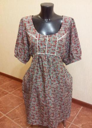 Красивое платье, р. 50