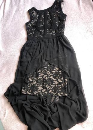 Вечерние платья шлейфом