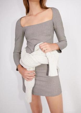 Платье zara, размер хs, s