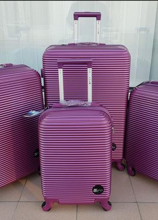 Чемодан,валіза ,польский бренд,дорожная сумка ,сумка на колёсах
