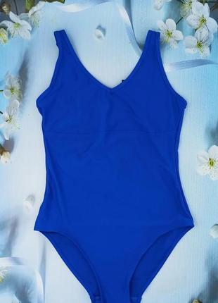 Женский купальник esmara сдельный монокини (eur 40р) синий (313435)