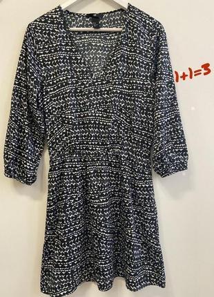 Платье h&m p.38/8 #1576 sale❗️❗️❗️