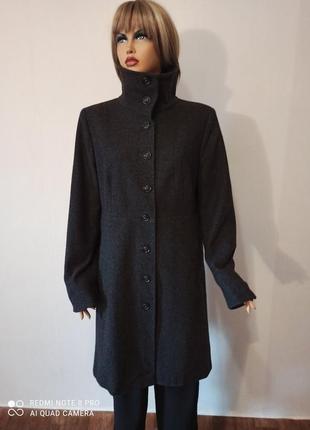 """Шикарное пальто от""""max mara"""" шерсть🔥"""