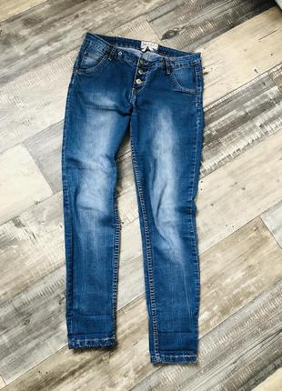 Мужские джинсы subleve размер l
