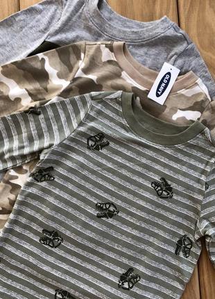 Набор регланов  old navy, легко и удобно. футболка цена за набор  280грн2 фото
