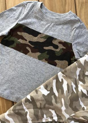 Набор регланов  old navy, легко и удобно. футболка цена за набор  280грн4 фото