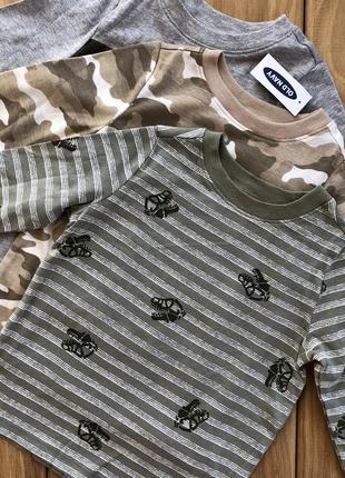 Набор регланов  old navy, легко и удобно. футболка цена за набор  280грн5 фото