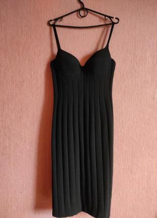 Платье шерстяное bottega veneta