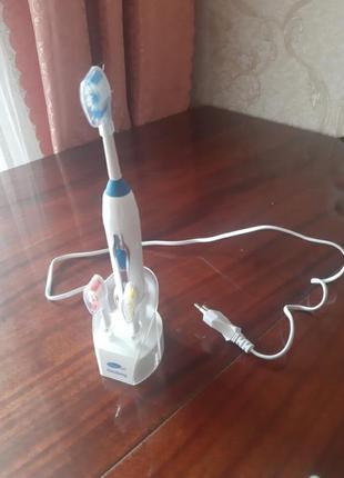 Электро зубная щётка