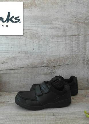 Кроссовки ботинки clarks кожа