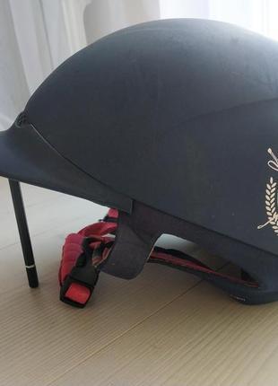 Шлем/каска для конного спорта/верховой езды xs
