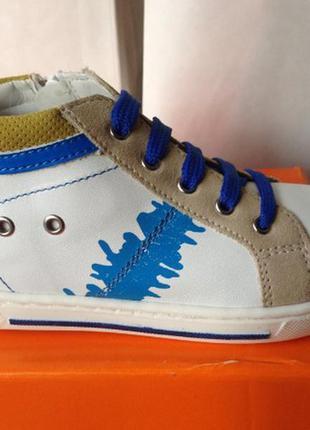 Ботинки chicco 24 размер